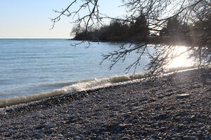 Lake Ontario Waterfront in Grafton **Very Rare