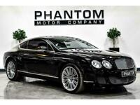 2009 Bentley Continental 6.0 W12 GT Speed 2dr Coupe Petrol Automatic
