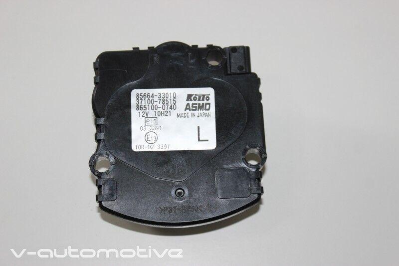 2007 LEXUS LS 460 / L SIDE HEADLIGHT SWIVEL MOTOR 85664-33010