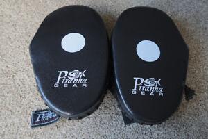Piranha Gear Punching pads