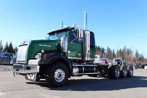 2014 Western Star 4900SB Tri-Drive #4687