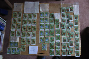 British Stamps - Commemorative Issues - used - butterfly theme