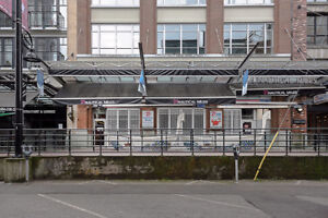 Retail Sublease at the Heart of Yaletown