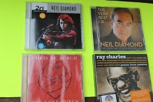 4 CDs   all for only only $8.00 London Ontario image 1