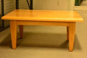 Maple Coffee Table *BEST OFFER*