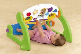 Tess Toys - Little Tikes 5-in-1 growing gym Excellent condition £15 ONO Great Christmas Gift
