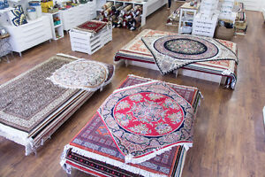Wide Selection of Persian Rugs