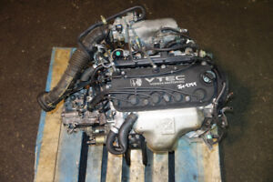 JDM Honda Accord F20B 2.0L SOHC VTEC Engine & Transmission 98-02