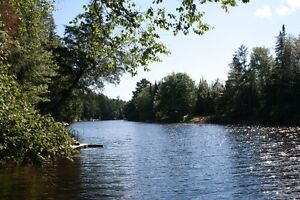 MUSKOKA WATERFRONT BUILDING LOT