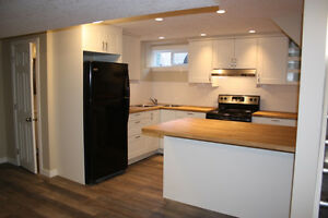 FREE 1/2 month rent.  BRAND NEW basement suite!!   MUST SEE.