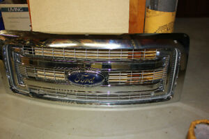 Ford F150 Chrome Grill