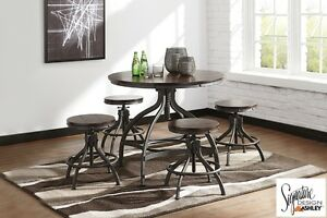 Brand NEW Odium Adjustable Height Dinette ! Call 807-346-4044