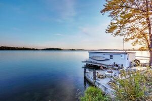 Waterfront with In-law suite! Cornwall Ontario image 4