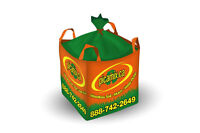 $5 OFF!! - Weedless Soil & Mulch in Cubic-Yard Bag Delivered