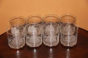 Buenose II Whiskey Glasses Cambridge Kitchener Area image 1