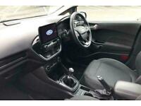 2017 Ford Fiesta Titanium Turbo Manual Hatchback Petrol Manual