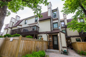 Bright & Updated 2 Bdrm Fort Richmond Condo for Sale!