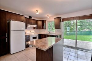 JUST REDUCED! GORGEOUS RENOVATED 3+1 BUNGALOW - L'Ile-Bizard