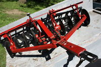 Farming Disc Plow for small Tractor
