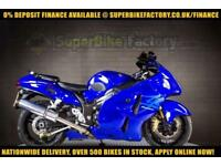 2007 SUZUKI GSX-1300R HAYABUSA 1300CC 0% DEPOSIT FINANCE AVAILABLE