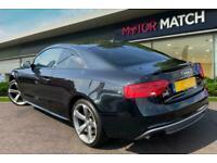 2014 Audi S5 S5 S LINE BLACK ED TFSI QUAT A Auto Coupe Petrol Automatic