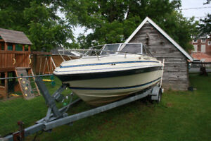 Thundercraft Magnum 190 Boat and Trailer