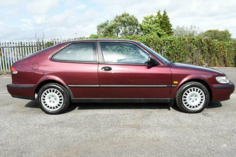 Saab 9-3 2.0t Eco Turbo Coupe, 24k, full history, immaculate