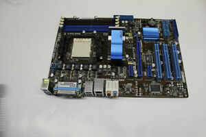 ASUS Motherboard M4A77TD Socket AM3
