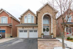 FABULOUS 4+1Bedroom Detached House in VAUGHAN $1,348,888 ONLY