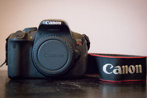 Canon T4i Body Only for Sale