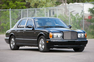 Bentley Arnage - V8 Twin Turbo, Green Label - Luxury Vehicle!