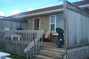 Oceanfront cottage for winter rental Available Nov 1st.