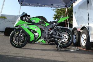 zx10r trackbike