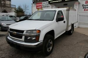 2012 Chevrolet Colorado LT 3.7L  AC Pwr OPTION Chassis shelving
