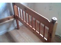 x2 Pine Wooden Single Bed Base £40 each Can Deliver
