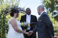 Officiant for Weddings