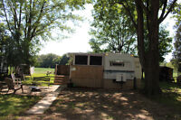 29' Mallard Trailer with add a room - Lot #108 Rondeau Shores