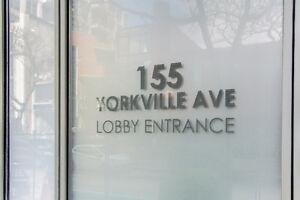 Toronto Rentals - 2 Bedrm 2 Bath Hotel Style Luxury in Yorkville