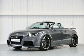 Audi TT RS 2010, Daytona Grey Pearl, Manual Gearbox
