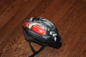 Lightning McQueen Bike Helmet 3-5 years