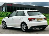 2015 Audi A1 Sportback S line 1.6 TDI 116 PS 5 speed Hatchback Diesel Manual