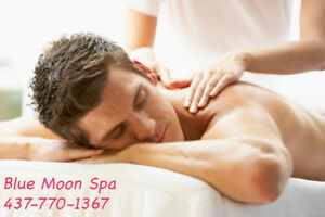 ♥ Blue Moon Spa♥ Full Body Professional Massage ♥437-770-1367