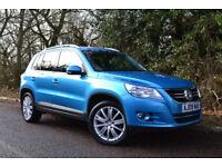 2009 Volkswagen Tiguan 2.0TDI 4Motion Auto Sport £155 A Month £0 Deposit