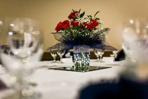 Wedding Decorations - Centrepieces and miscellaneous items