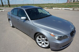 2004 BMW 545i Sedan - Excellent Condition - Lots of Work Done