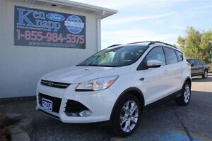 2013 Ford Escape SEL  LEATHER, SYNC, HEATED SEATS, POWER TAILGAT