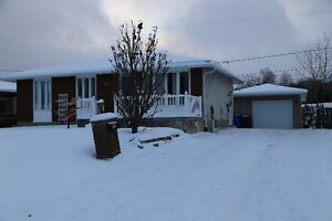 great bungalow in Maniwaki for only 128500$