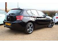 2014 64 BMW 1 SERIES 2.0 118D SPORT 5D 141 BHP DIESEL