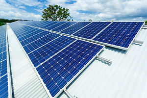 GET PAID $70,000 - $140,000 FROM FREE COMMERCIAL SOLAR Peterborough Peterborough Area image 2