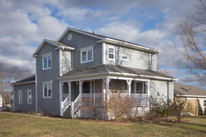 FAMILY HOME - FOX HILL SUBDIVISION - ANNAPOLIS VALLEY